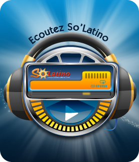 SO'LATINO LA WEB RADIO 100% MUSIQUE LATINE