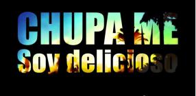 chupa me